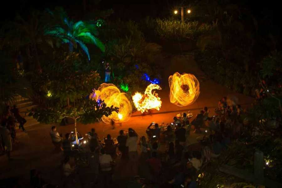Tour Guanacaste Fire - Belly dance - African Drums Show
