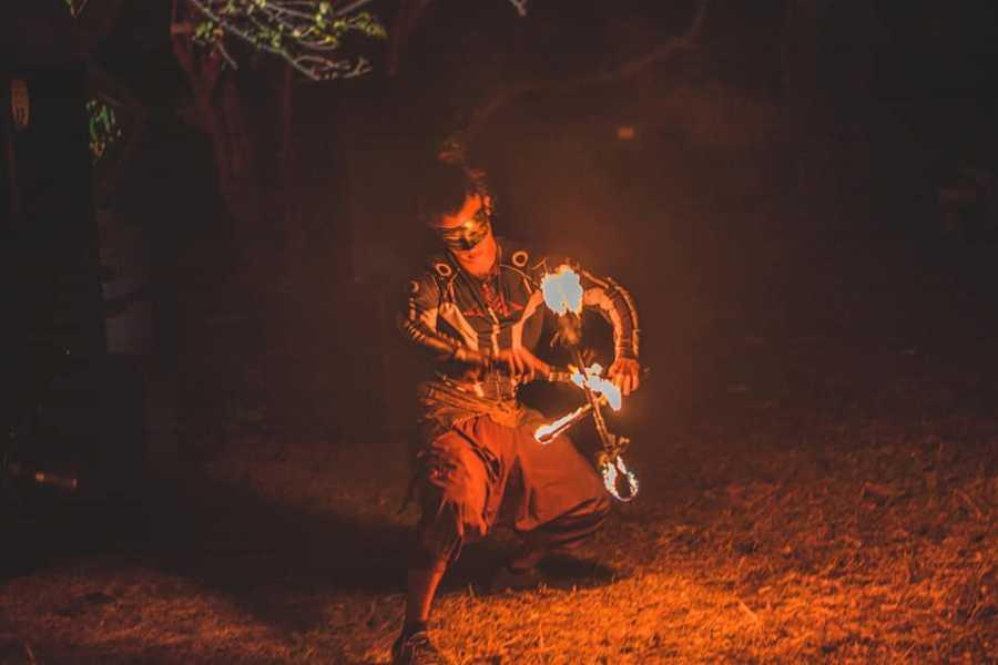 Tour Guanacaste Fire Dancing Show