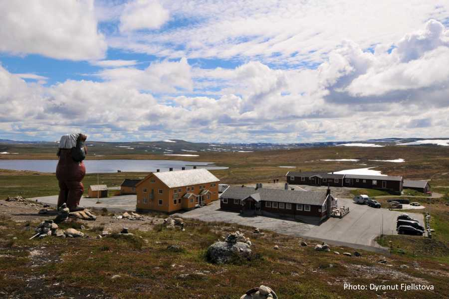 Travel like the locals VISIT THE MOUNTAIN VILLAGE OF GEILO