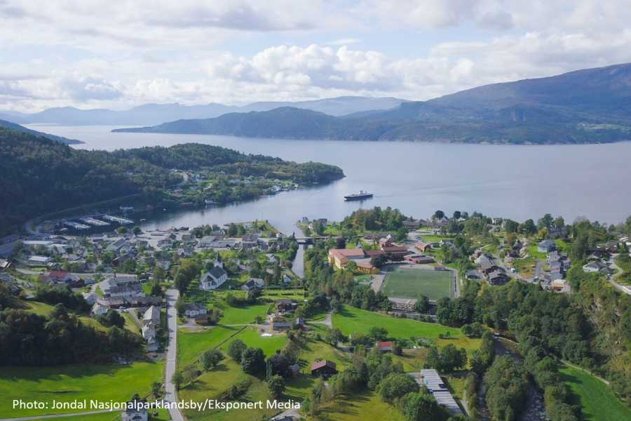 Travel like the locals ROUND TRIP TO HARDANGERFJORD HEARTLAND