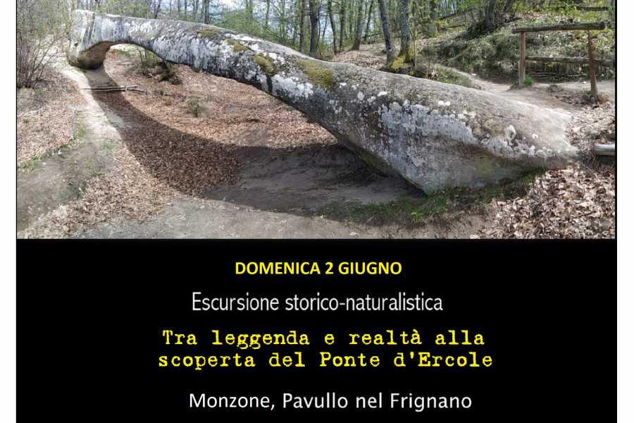 Modenatur Sulle tracce del passato:  Ponte d'Ercole