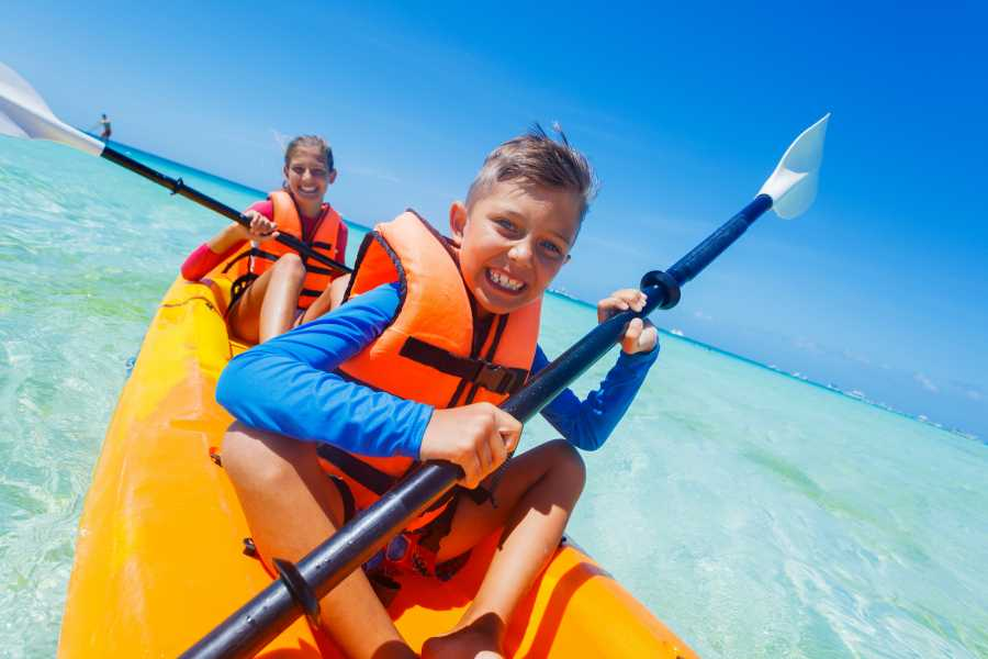 Tour Guanacaste Kayak Playa Potrero & Fishing Tour