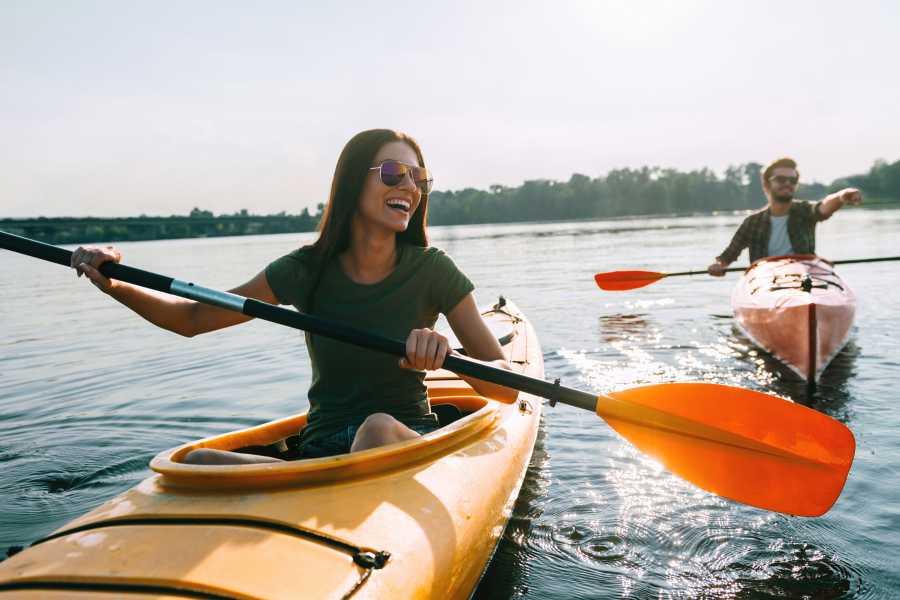 Tour Guanacaste Kayak Playa Potrero & Fishing Tour