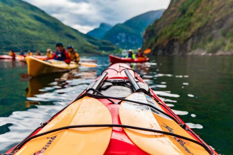 Viking Biking Bike, Hike & Kayak the Norwegian Fjords