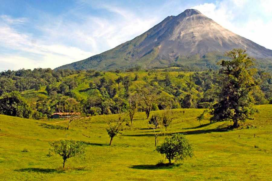 Tour Guanacaste Arenal Volcano & Hot Springs by TAM