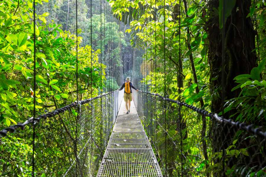 Tour Guanacaste Arenal Volcano And Hot Springs