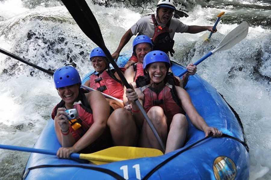 Tour Guanacaste Tenorio River Rafting by TAM