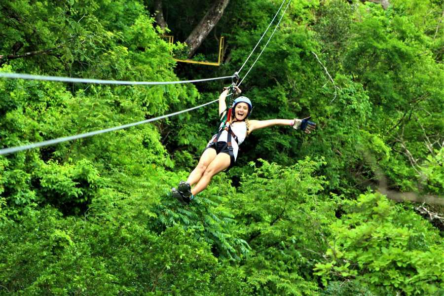 Tour Guanacaste Cañón de La Vieja Adventure