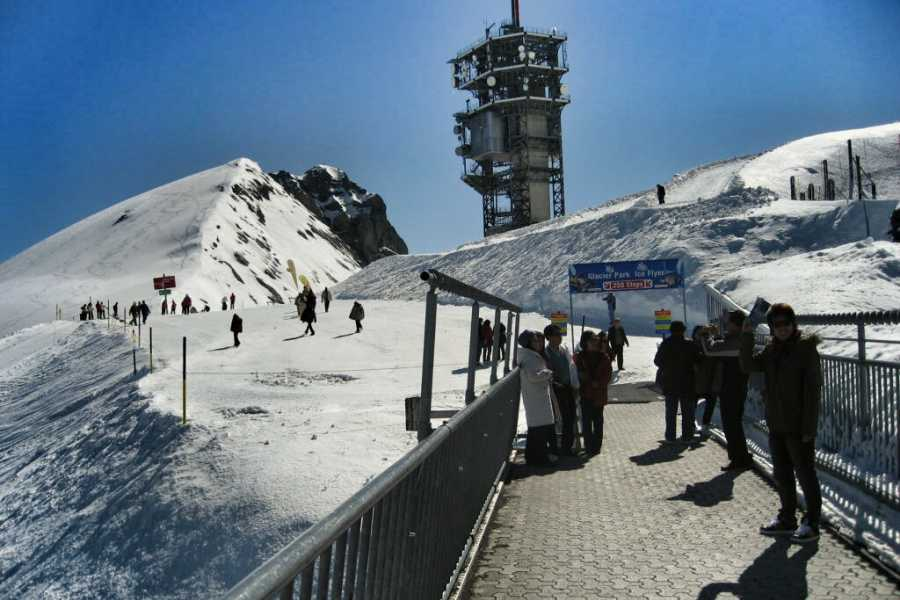 SwissTravelGuide Mount Titlis Glacier Excursion (GT)