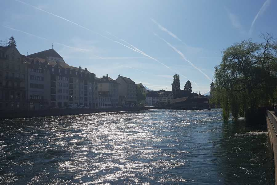 SwissTravelGuide Luzern City Tour with Lake Cruise (GT)