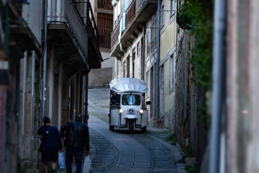 Grekaddict e-TUK Athens Old Town Tour