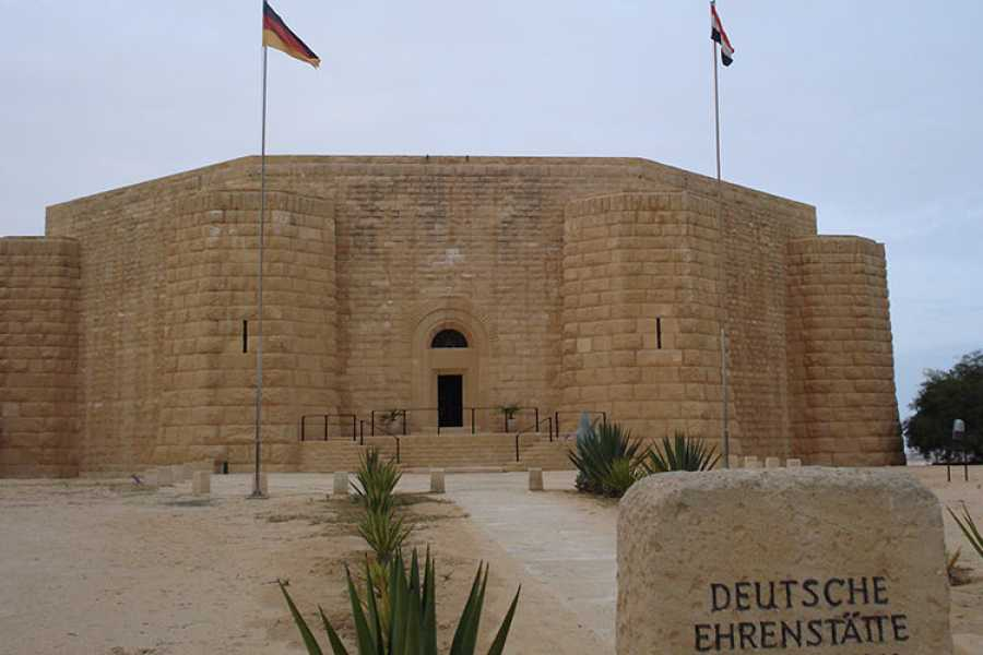 Marsa alam tours Day tour to El Alamein from Cairo