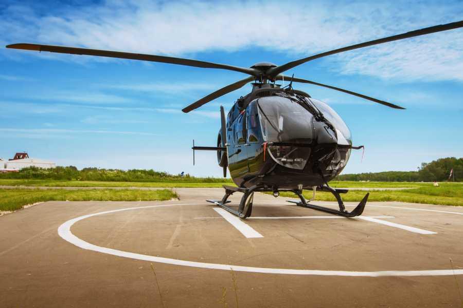 Tour Guanacaste Guanacaste Helicopter Tour