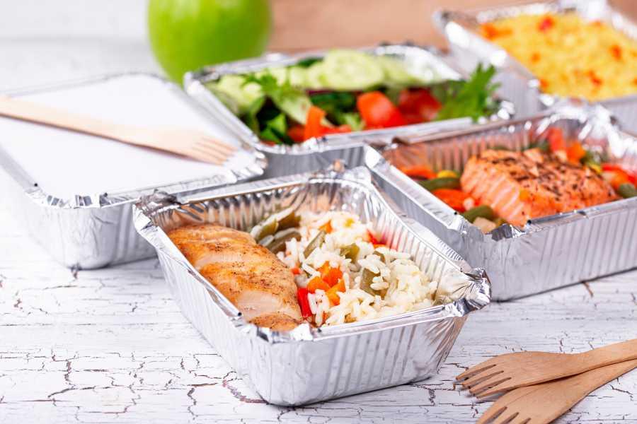 Krain Concierges Food Delivery Service