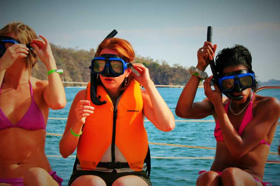 Tour Guanacaste Ocean Adventures Package