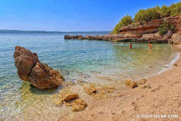 10 HVAR Beaches in 1 day tour