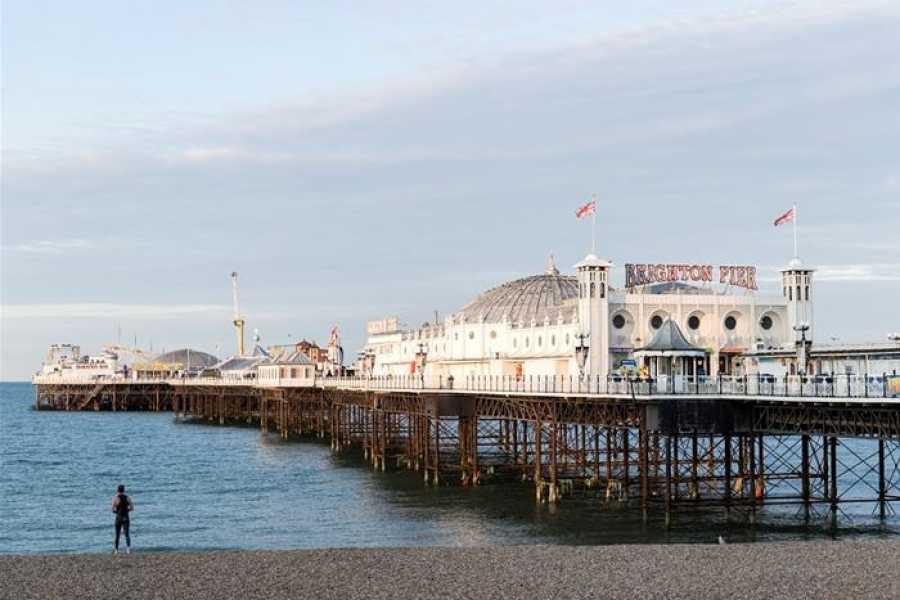 Halal Tourism Britain Brighton