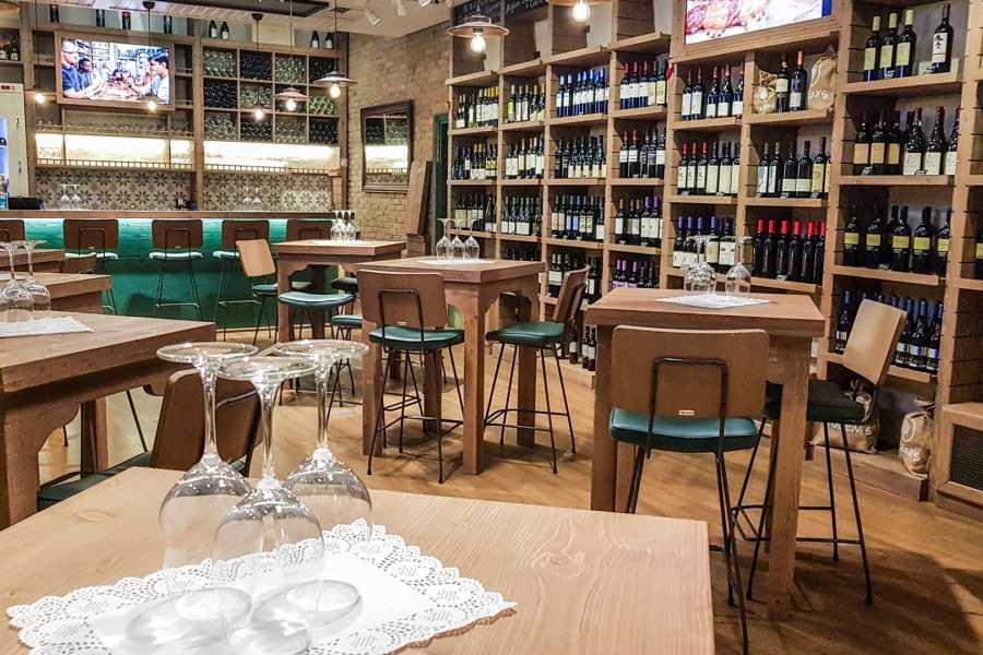 Grekaddict Wine Tasting in Athens
