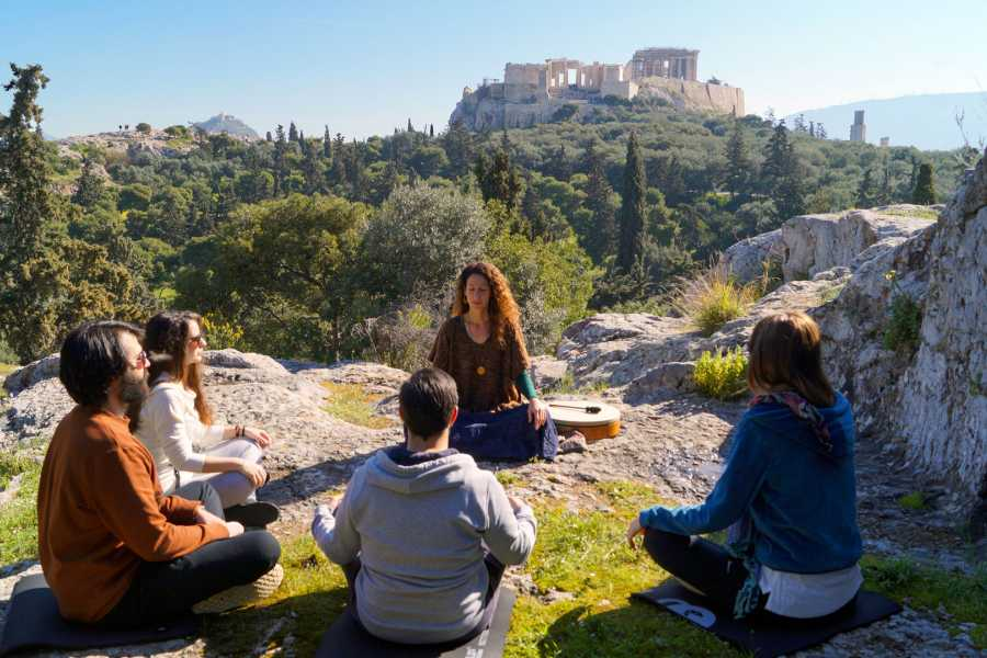 Grekaddict Ancient Greek Meditation and Vegan Brunch