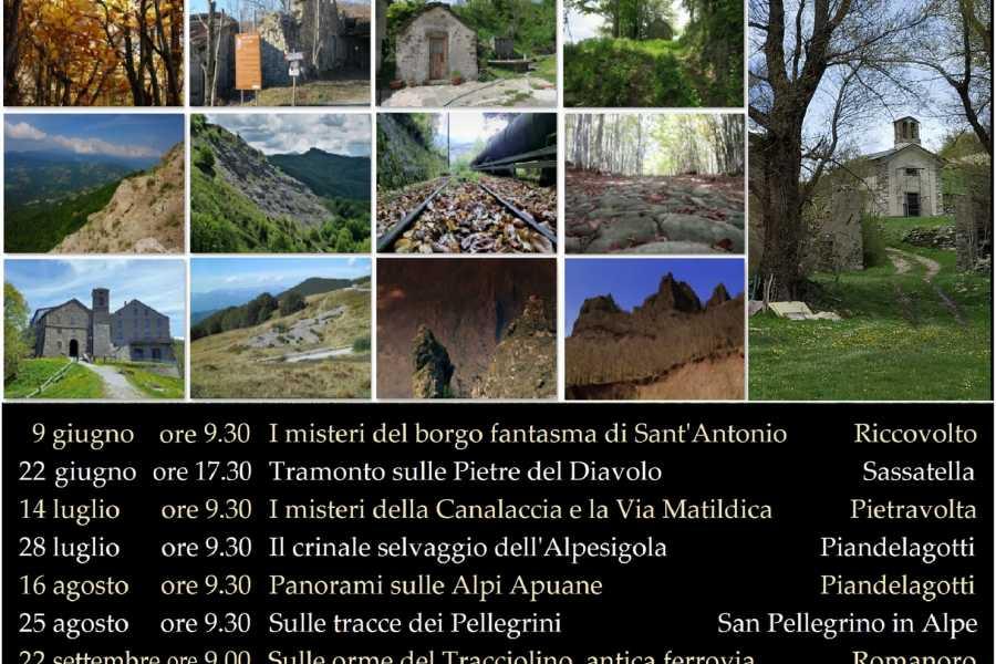 Modenatur Sulle tracce del passato : I misteri del borgo fantasma di Sant'Antonio