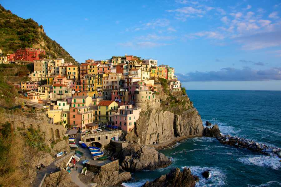 Bus2Alps AG Florence 2 Cinque Terre Day Trip - Private Group