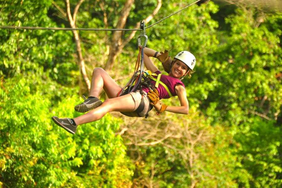 Tour Guanacaste Canopy Zip-Line Tour Los Sueños
