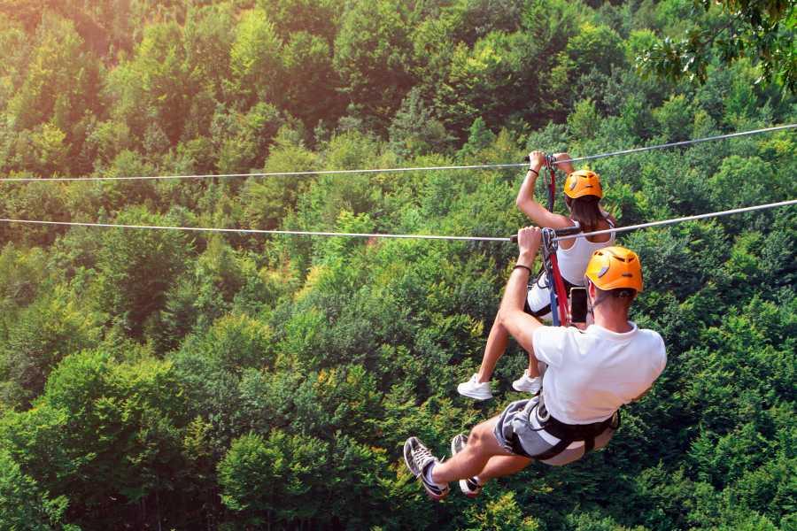 Tour Guanacaste Canopy Zip-Line Tour Los Suenos