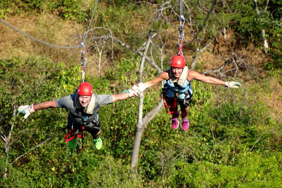CongoCanopy.com Extreme Adrenaline Package
