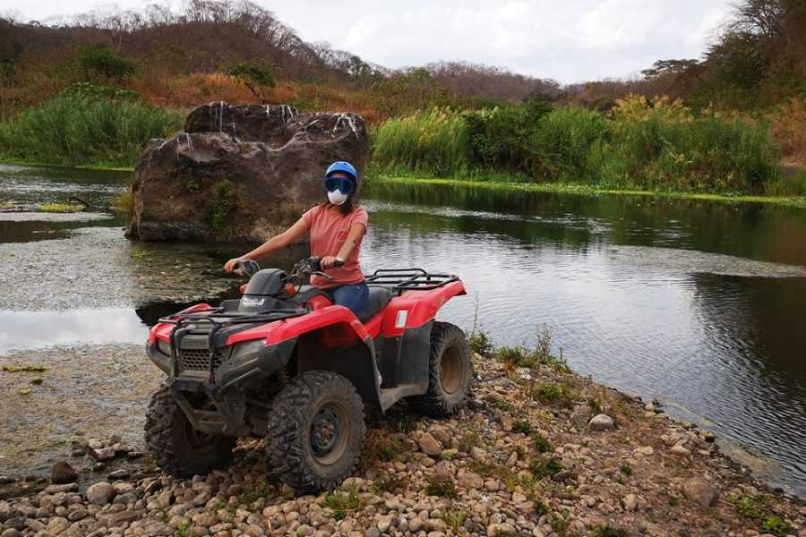 CongoCanopy.com Papagayo ATV Mountain Tour