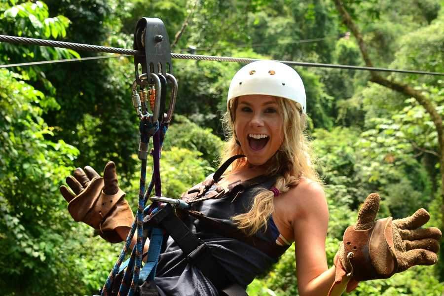 Congo Canopy Papagayo Canopy Zip-line Tour
