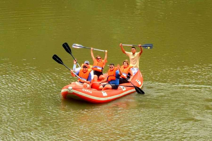 CongoCanopy.com Papagayo Canopy + Floating Boat Tour