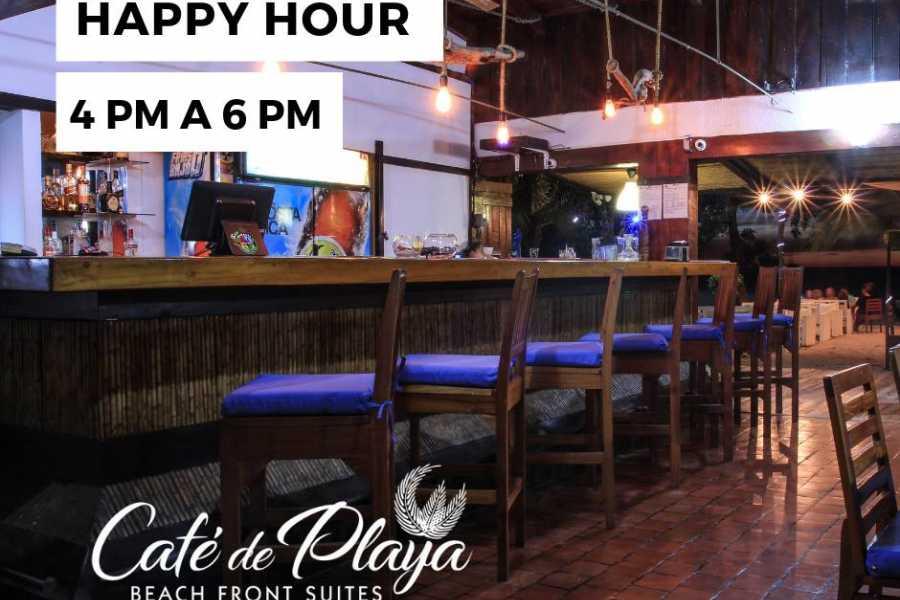 Krain Concierges Cafe de playa Happy Hour & Sunset