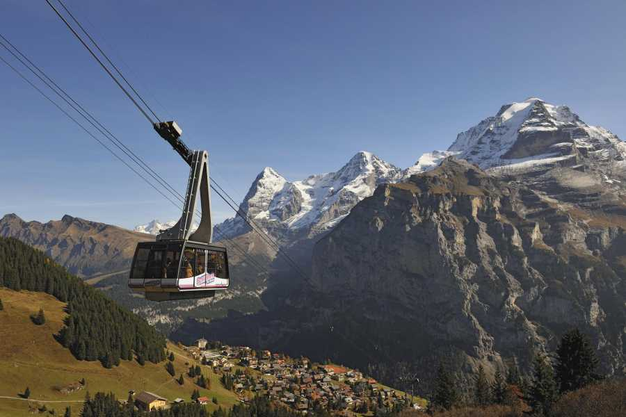 Outdoor Interlaken AG James Bond Package
