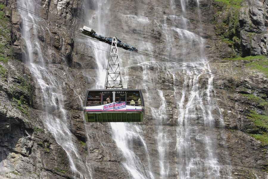 Outdoor Interlaken AG James Bond Packages