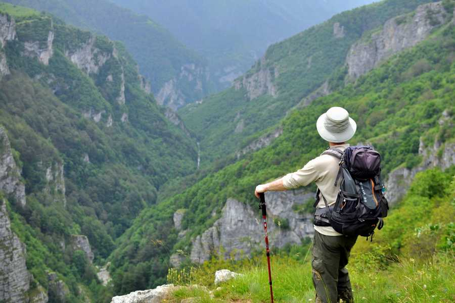 Green Visions Private Via Dinarica Bosnia - Bjelasnica mountain (4days)