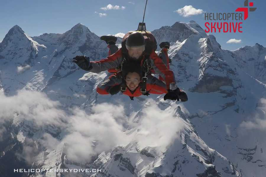 Helicopter Skydive GmbH Helicopter Skydive Swiss Alps