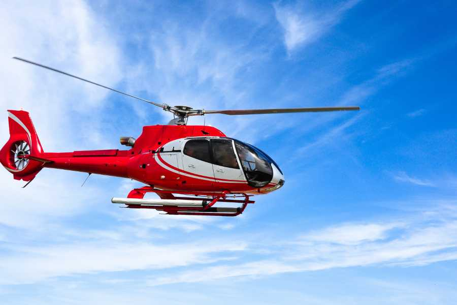Tour Guanacaste Helicopter to Tabacon Resort