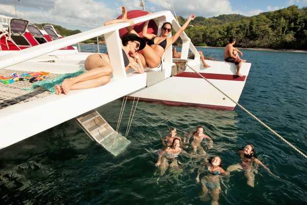 """Angels Way"" Celebrity Yacht Cruise"