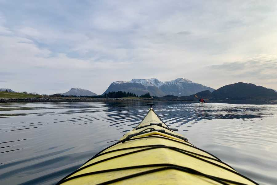 Utendørs Sea Kayak rental