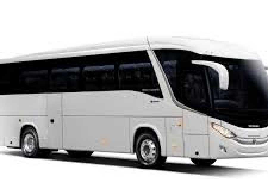 Tour Guanacaste Scania Marcopolo Bus