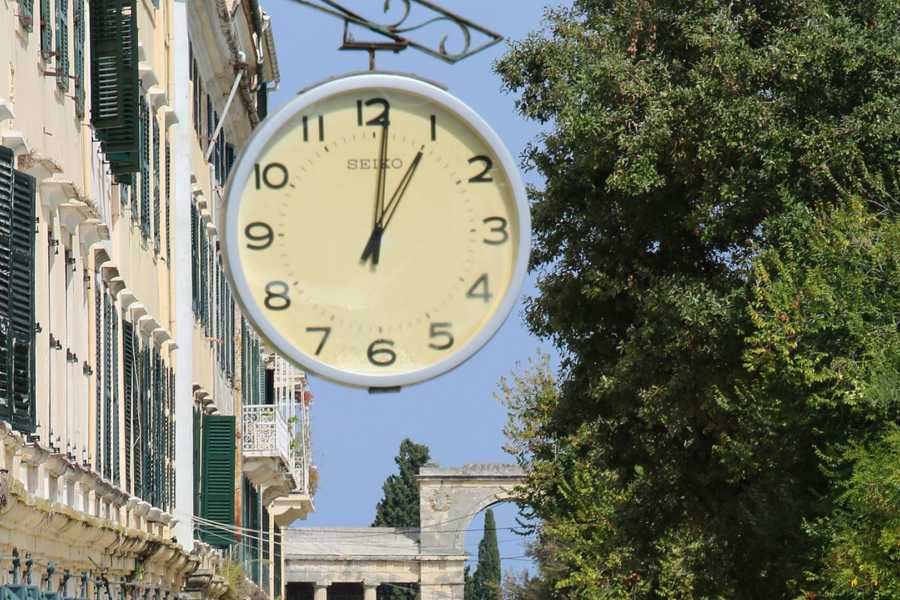 Grekaddict Corfu Historical Walking Tour