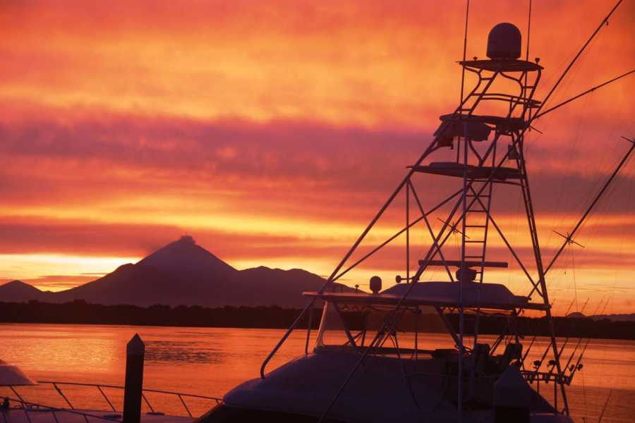 Tour Guanacaste Santorini Fishing Boat