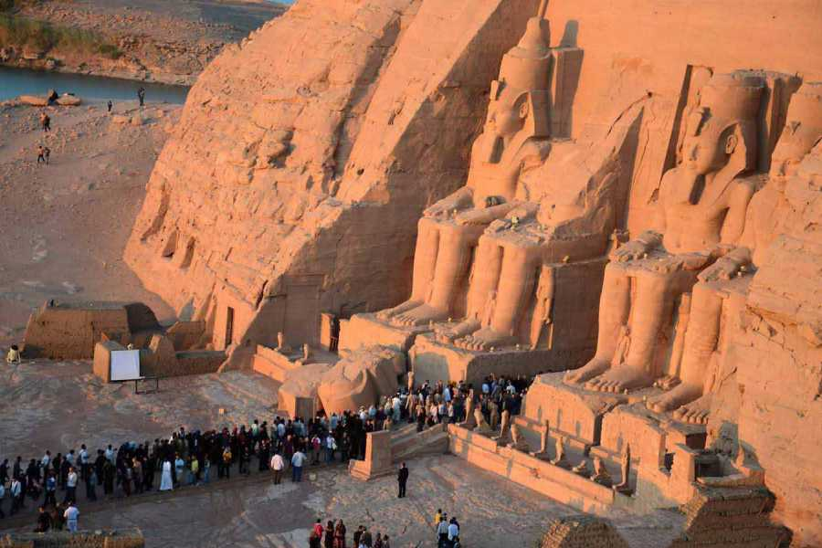 Journey To Egypt Mrs. Gulnur, Egypt Tour 15 Dec 2019 - Cairo and Cruise