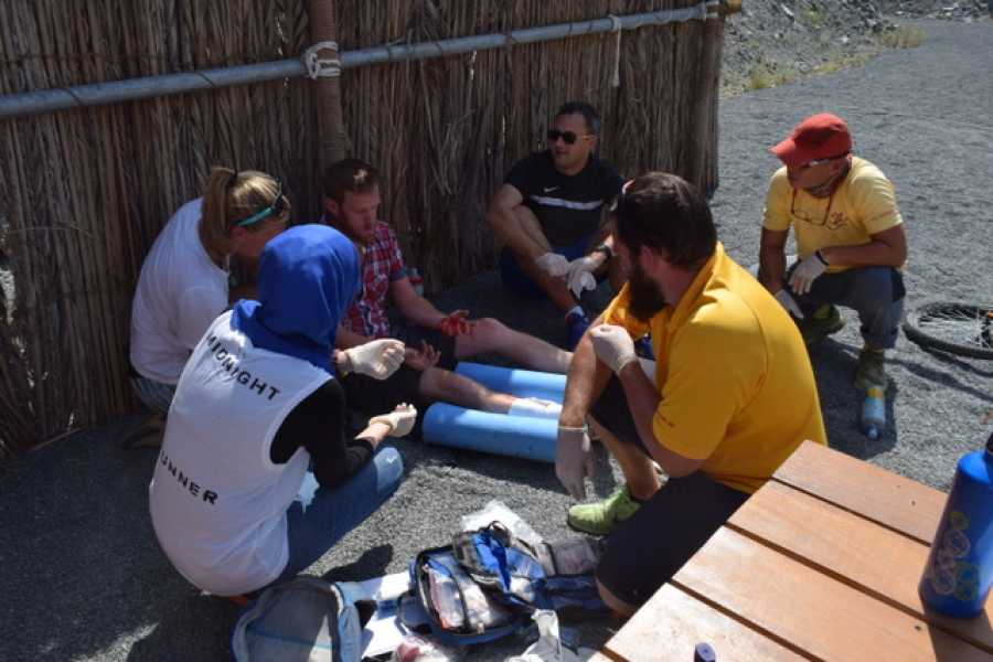 Absolute Adventure Level 3 First Aid Course