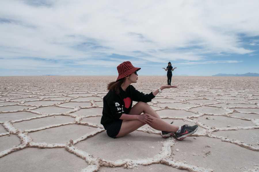 Uyuni Expeditions TAYKA ROUTE TUPIZA - ATACAMA 4D (DRY SEASON)