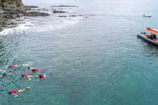 """Aqualord"" Ultimate Ocean Ecotour"