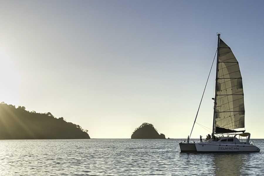 Tour Guanacaste Panache Sailing Catamaran