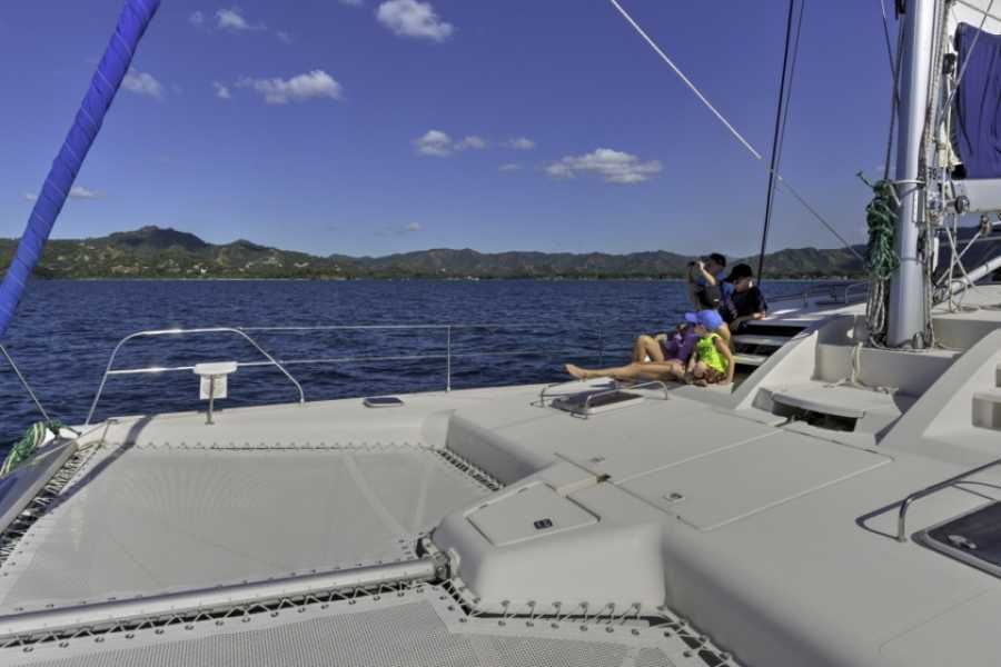 Tour Guanacaste Zafira Catamaran