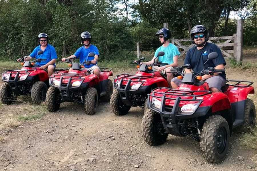Tour Guanacaste ATV Adventure at Pura Aventura