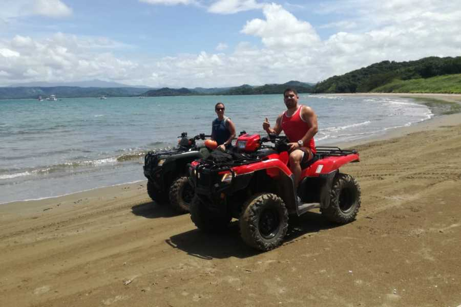 Tour Guanacaste Dreams Las Mareas ATV Jungles tour